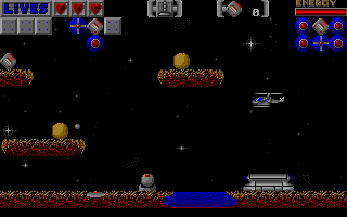 Large screenshot of Cybermind - Planet of Riddle