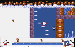 Screenshot of Diamond Ice