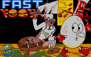 Thumbnail of other screenshot of Fast Food!