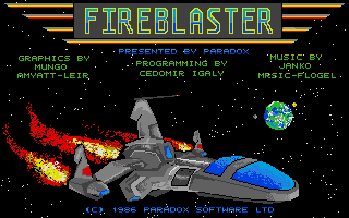 Thumbnail of other screenshot of Fireblaster