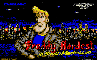 Thumbnail of other screenshot of Freddy Hardest in South Manhattan
