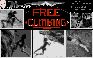 Thumbnail of other screenshot of Free Climbing