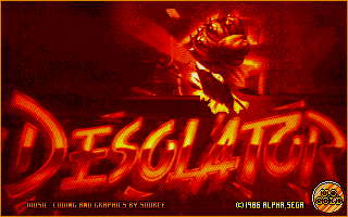 Thumbnail of other screenshot of Desolator
