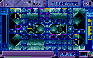 Screenshot of Guardians