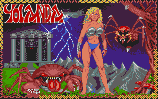 Screenshot of Yolanda