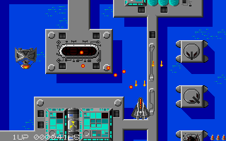 Screenshot of Sidewinder