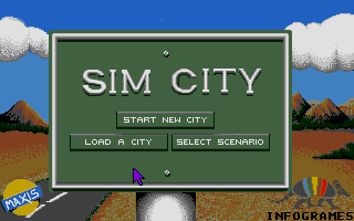 Thumbnail of other screenshot of Sim City