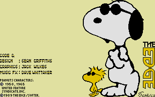 Thumbnail of other screenshot of Snoopy and Peanuts