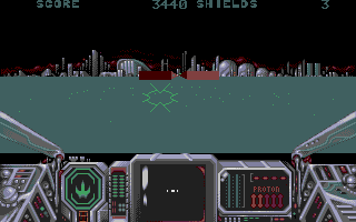 Thumbnail of other screenshot of Space Fighter