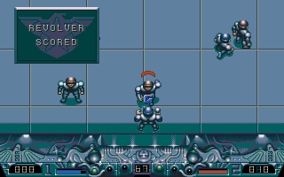 Screenshot of Speedball 2 - Brutal Deluxe