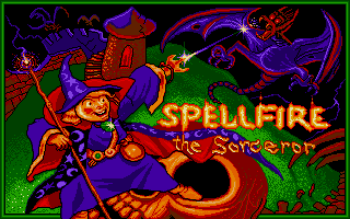 Thumbnail of other screenshot of Spellfire The Sorceror