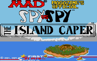 Thumbnail of other screenshot of Spy Vs Spy 2 - The Island Caper