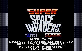 Thumbnail of other screenshot of Super Space Invaders