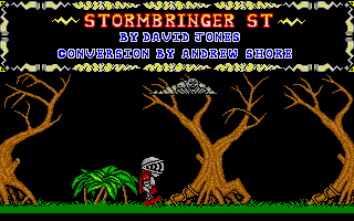 Thumbnail of other screenshot of Stormbringer ST