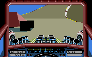 Screenshot of Stunt Car Racer