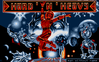 Screenshot of Hard 'n' Heavy