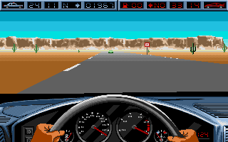 Screenshot of Highway Patrol 2