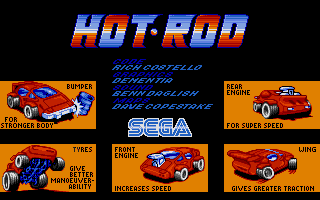 Thumbnail of other screenshot of Hot Rod