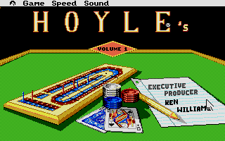 Thumbnail of other screenshot of Hoyle's Official Book of Games volume 1