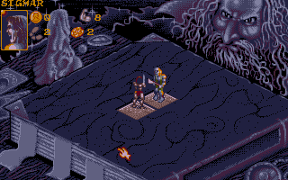 Thumbnail of other screenshot of HeroQuest - Return of the Witch Lord
