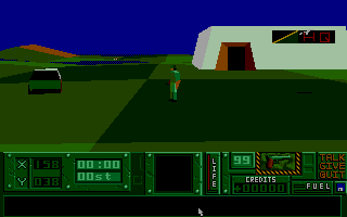 Screenshot of Hunter