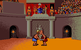 Screenshot of I Ludicrus