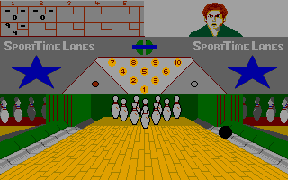 Screenshot of Indoor sports