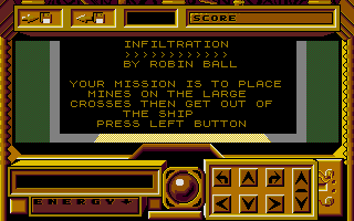 Thumbnail of other screenshot of Infiltration