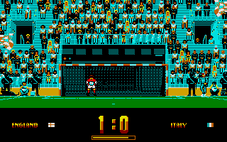 Screenshot of World Cup Soccer Italia '90
