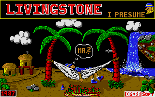 Thumbnail of other screenshot of Livingstone I Presume