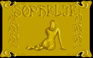 Screenshot of Sophelie