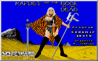 Thumbnail of other screenshot of Mafdet and the Book of the Dead
