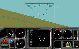 Screenshot of Mig 29M Super Fulcrum