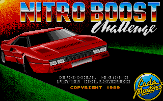 Thumbnail of other screenshot of Nitro Boost Challenge