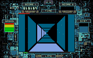Screenshot of Psyborg