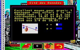 Thumbnail of other screenshot of Bosse des Maths 4eme, La