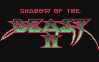 Screenshot of Shadow Of The Beast II