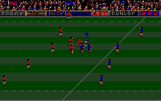 Screenshot of Advanced Rugby Simulator