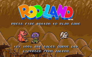 Screenshot of Rodland