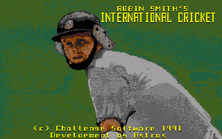 Screenshot of Robin Smith's International Cricket