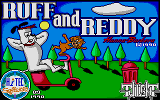 Screenshot of Ruff And Reddy