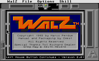 Thumbnail of other screenshot of Walz