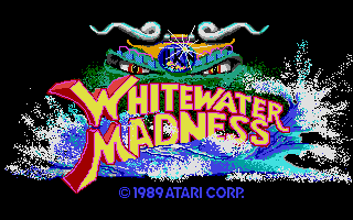 Screenshot of Whitewater Madness