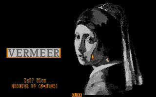 Large screenshot of Vermeer