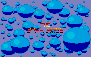 Thumbnail of other screenshot of Ball Game, The