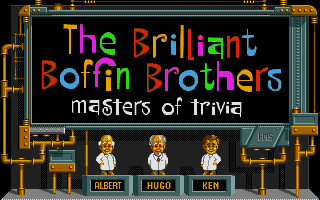 Thumbnail of other screenshot of Brilliant Boffin Brothers, The