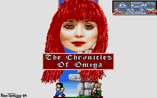 Thumbnail of other screenshot of Chronicles of Omega, The
