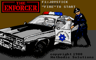 Thumbnail of other screenshot of Enforcer, The