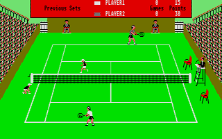 Thumbnail of other screenshot of Tennis