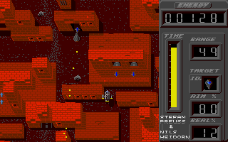 Screenshot of Terra Nova